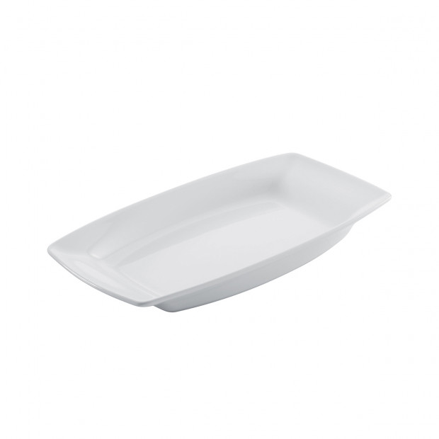Plat buffet - Blanc