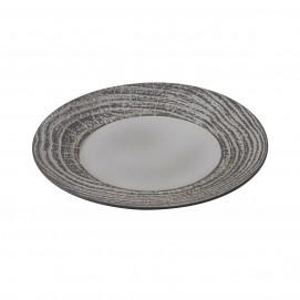 Assiette plate - Diam. 26 cm