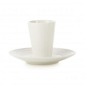 Arborescence cup and saucer (8 and 18 cl)