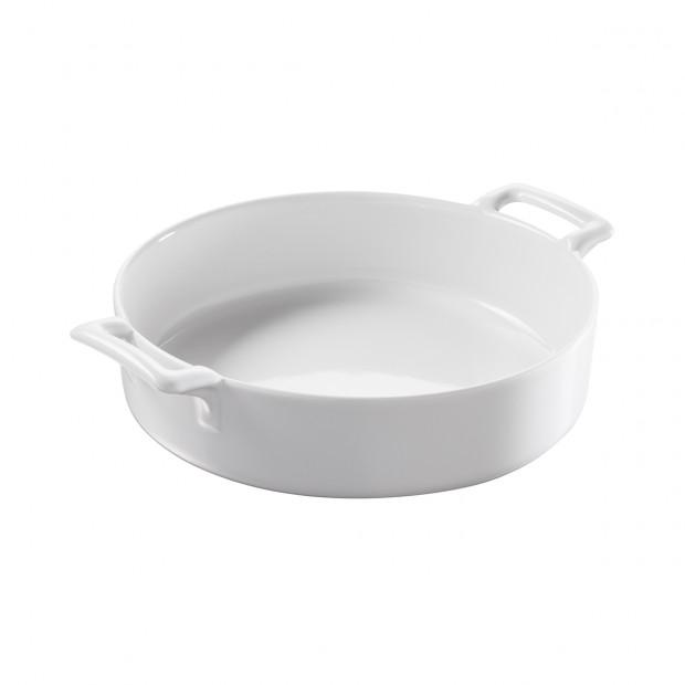 Deep round dish - Diam. 15 cm H. 5 cm