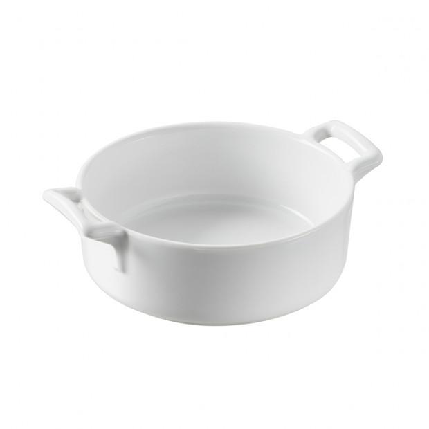 shallow started/dessert dish - Diam. 12 cm H. 5 cm