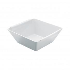 Saladier carré - Blanc