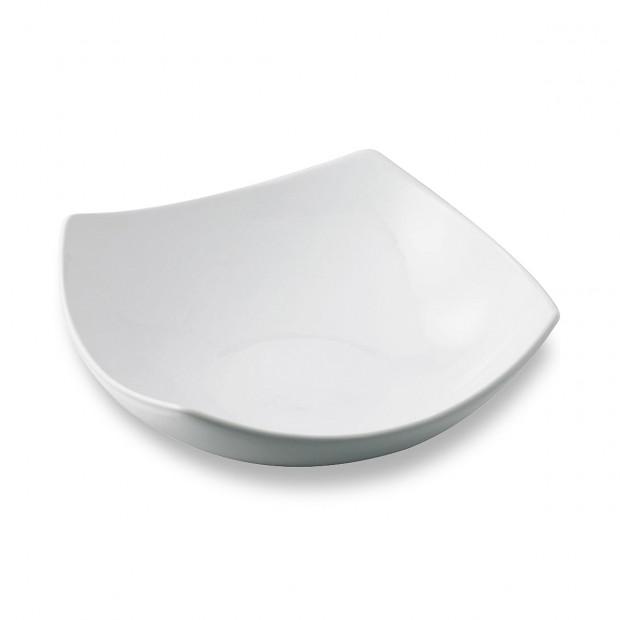 square salad bowl
