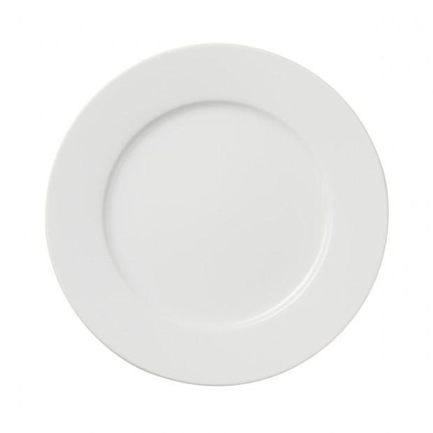 Assiette à dessert Alaska - Blanc