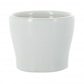 Coquetier - Blanc - Diam. 5 cm H. 4 cm