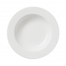 Alaska soup plate - white