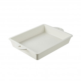 rectangular baking pan - 34.3 x 27.5 x 6 cm