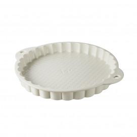 tart dish - Diam. 30 cm H. 3.5 cm