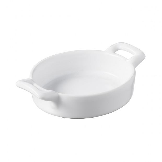 oval «creme brulee» dish