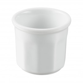 Mini jam pot 4 cl - White - Diam. 5 cm H. 4.5 cm