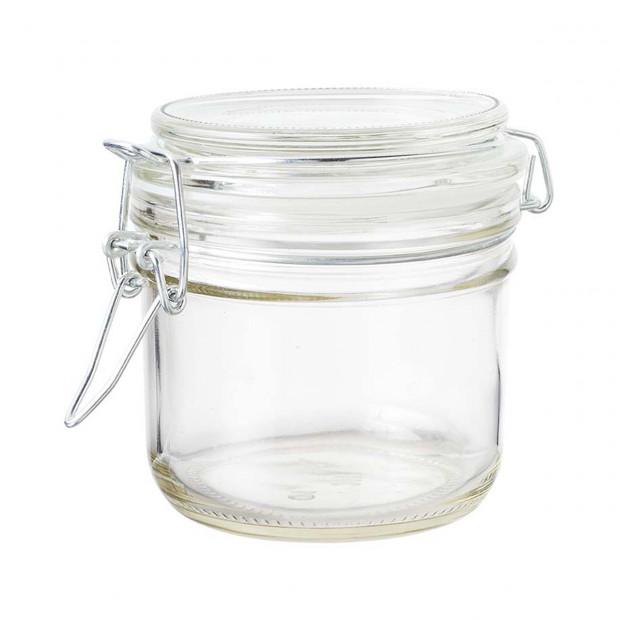Bocal gourmand 20 cl - Verre - Diam. 8,3 cm H. 8,3 cm