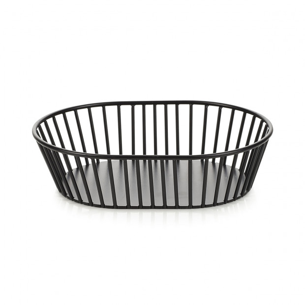 wire basket, oval