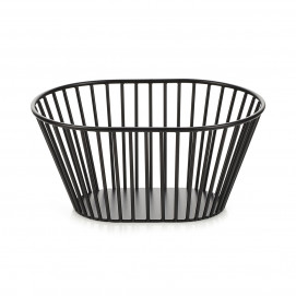 bread basket, oval