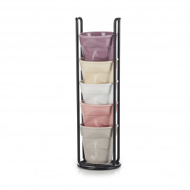 crumple tumbler wire stand (8cl x6)