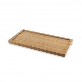 Bamboo display tray