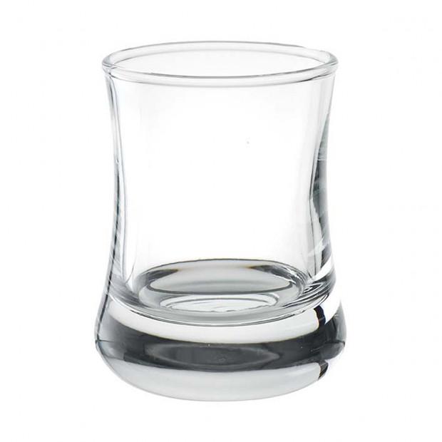 Verrine Diabolo 6 cl - Glass - Diam. 5.5 cm H. 7 cm
