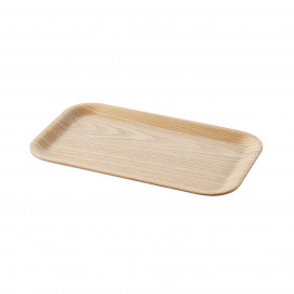 Rectangular plate - Willow - 29.5 x 18 x 1.5 cm