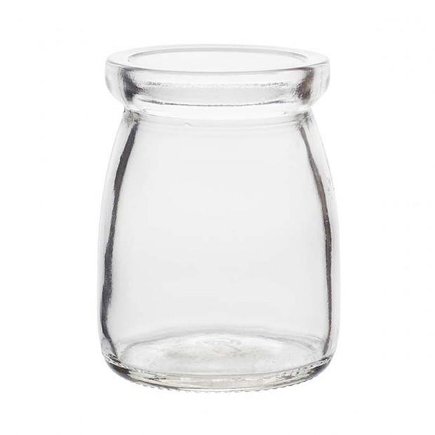 Small pot 10 cl - White - Diam. 5.7 cm H. 7.4 cm