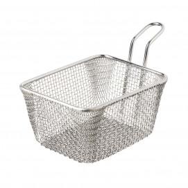 Potato basket 60 cl - Stainless steel - 14 x 11 x 8 cm