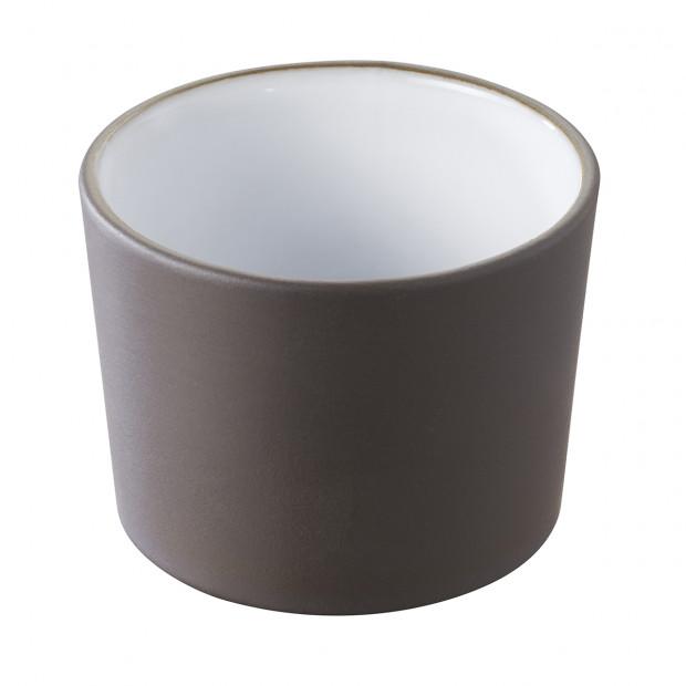 Pot tapas 15cl - Diam. 8 cm H. 6 cm