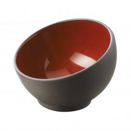 Mise en bouche sphère - Diam. 7,5 cm H. 5,3 cm