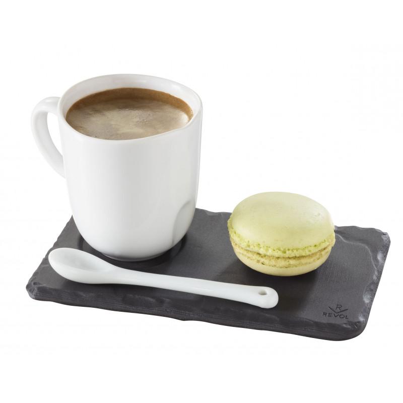 Cuillere A Cafe En Porcelaine