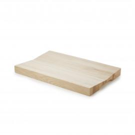 Planche de dégustation frêne - 40x25x3.5cm