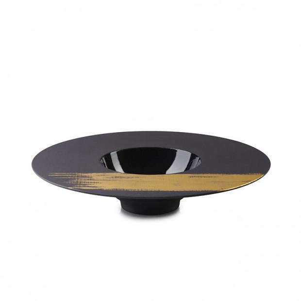 Sphere plate - Diam. 30.3 cm H. 5 cm - 30 cl