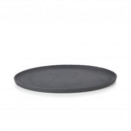 Assiette Ovale 35cm
