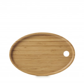 Oval Plate Tray