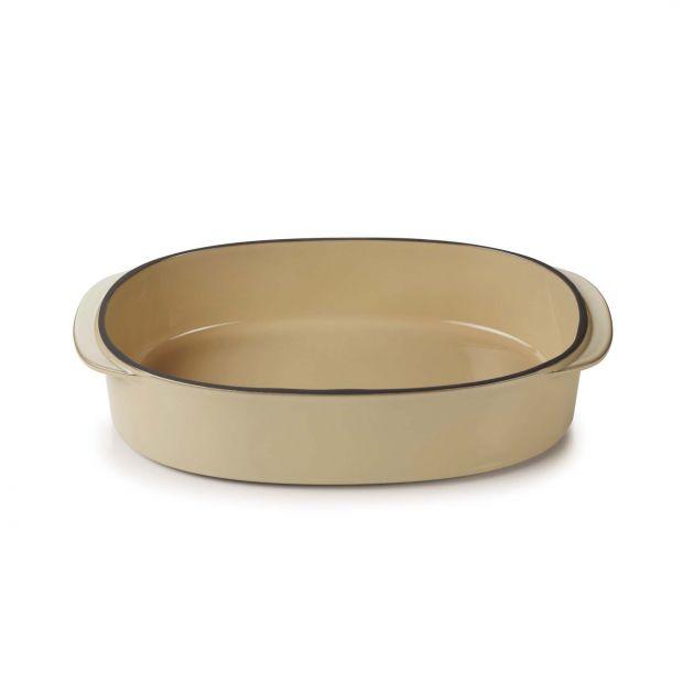 Caractère Rectangulag Oblong Dish 26x18,5cm