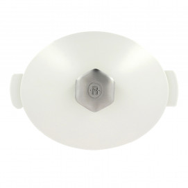 CARACTERE RECT DISH WITH LID 19X13