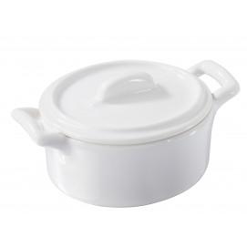 Assiette Plate Equinoxe Edition Collector - Blanc coton - 16 à 31,5 cm