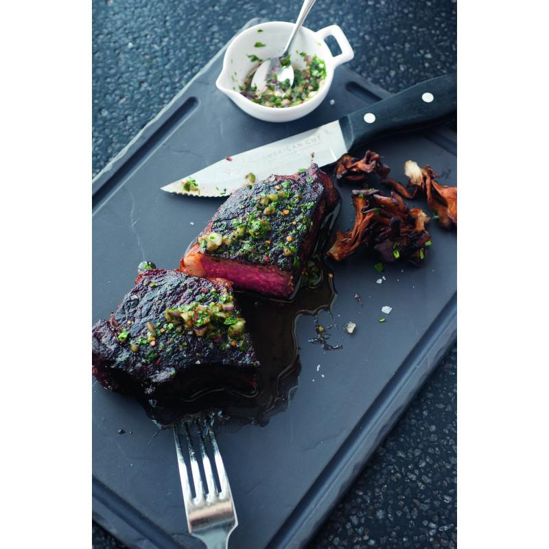 Ceramic Steak Plate