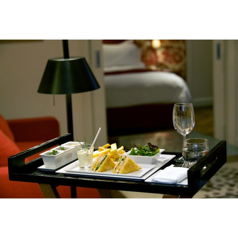 Room Service: Tray For Room Service