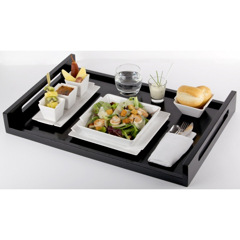 tray for room service. Black Bedroom Furniture Sets. Home Design Ideas