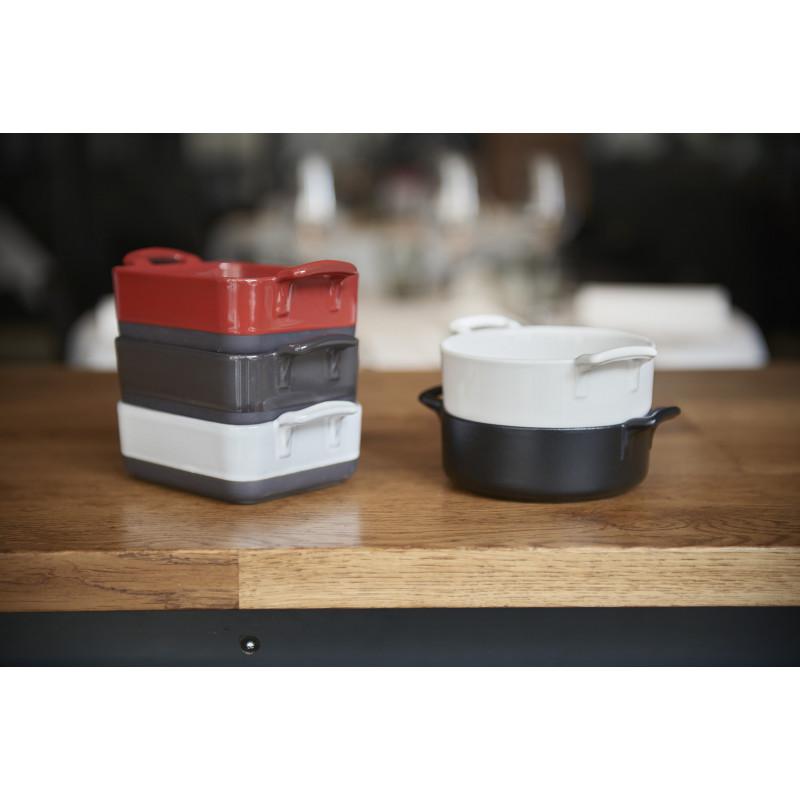 Porcelain rectangular baking dish belle cuisine - Photo belle cuisine ...