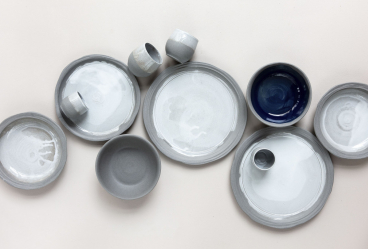 No.W, the first recycled ceramic
